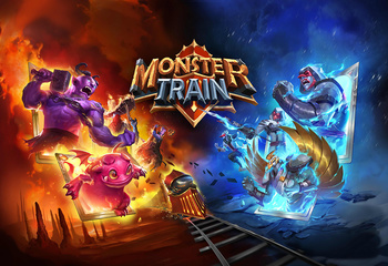 Monster Train-Bild