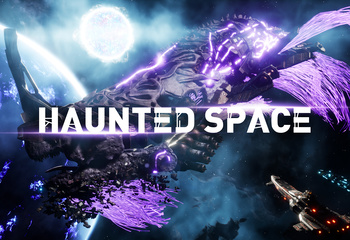 Haunted Space-Bild