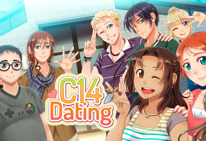 C14 Dating-Bild