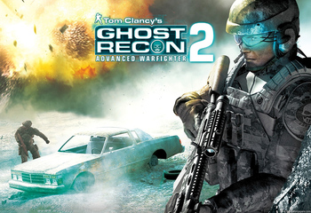 Tom Clancy's Ghost Recon Advanced Warfighter 2-Bild
