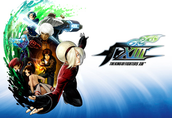 The King of Fighters XIII-Bild