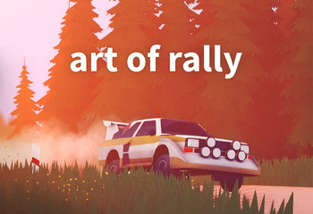 Art of Rally-Bild