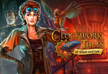 6 x Clockwork Tales: Of Glass and Ink zu gewinnen-Bild