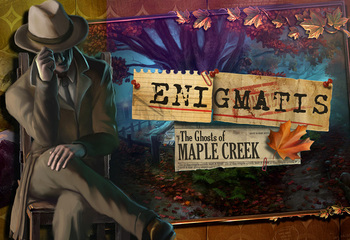 4 x Enigmatis: The Ghosts of Maple Creek zu gewinnen-Bild