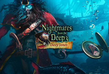 3 x Nightmares from the Deep 3: Davy Jones zu gewinnen-Bild