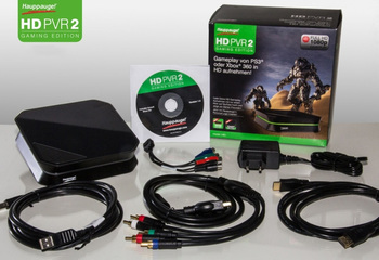 Hauppauge HD PVR 2 Gaming Edition Plus-Bild