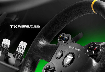 Thrustmaster TX Racing Wheel Leather Edition-Bild