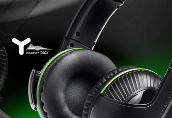 Thrustmaster Y-300X Gaming Headset-Bild