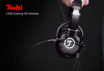 Teufel CAGE Gaming HD Headset-Bild