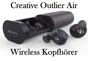 Creative Outlier Air In-Ear-Kopfhörer-Bild